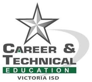 visd, career and technical education logo