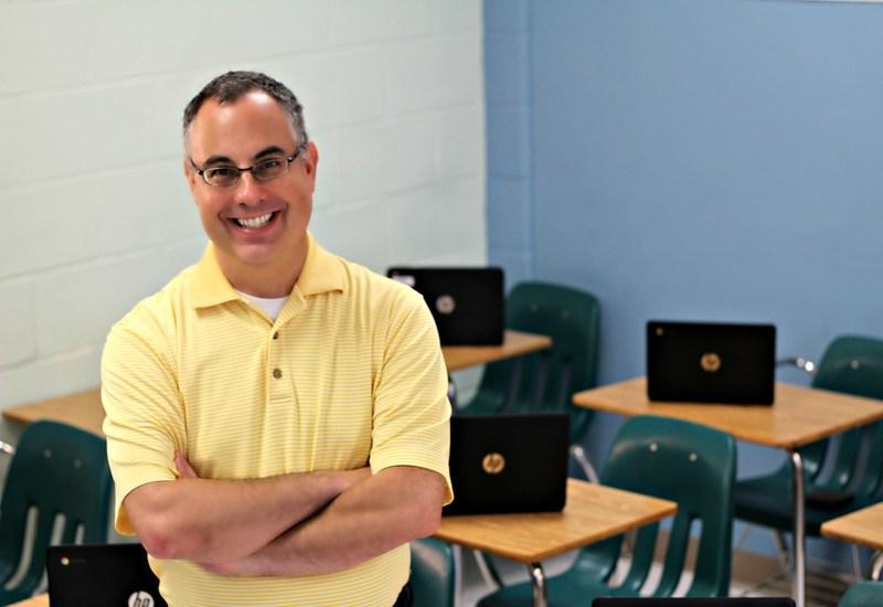 MWISD Technology Director David O.
