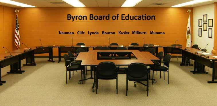 Board of Education room