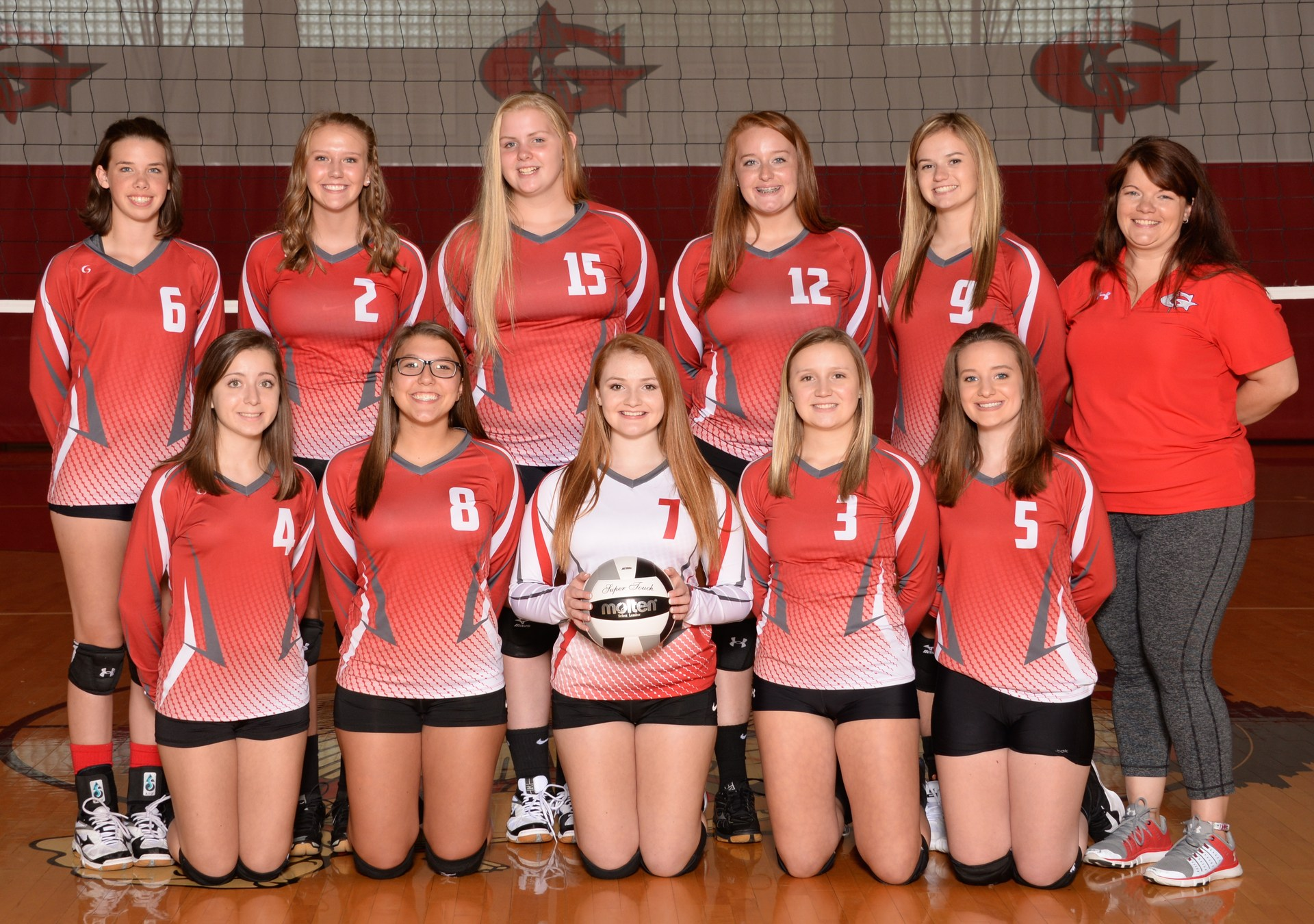 Warrior JV Volleyball 2017-18