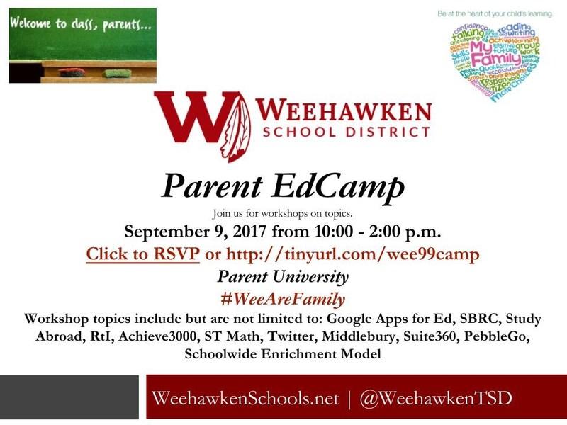 Parent EdCamp