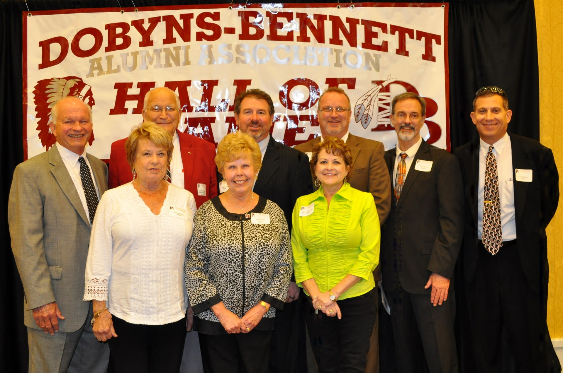 DBHS Alumni Association Board of Directors