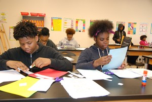 CPA English language arts, Project-based learning