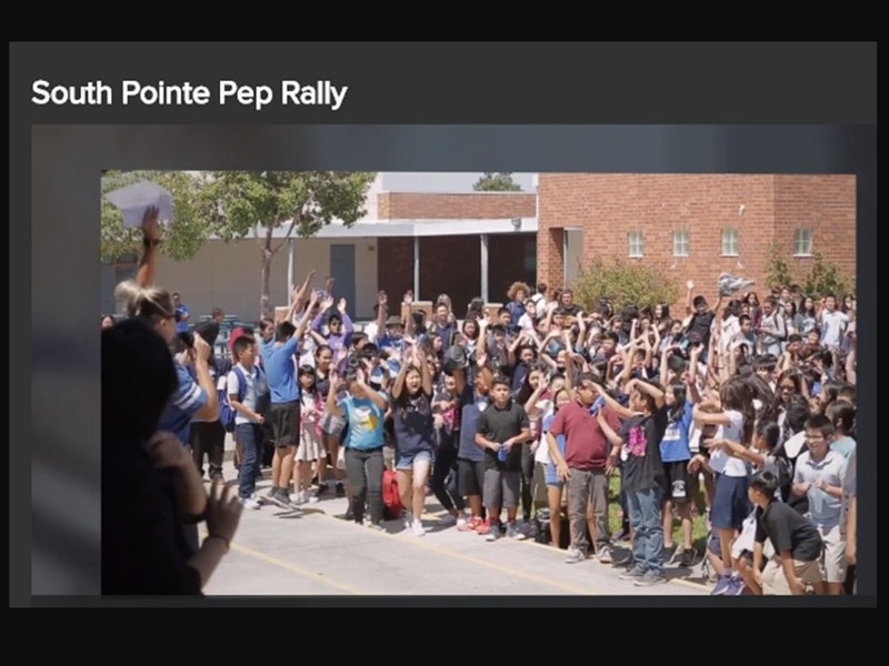 Pep Rally - 8/26/2017   VIDEO Featured Photo
