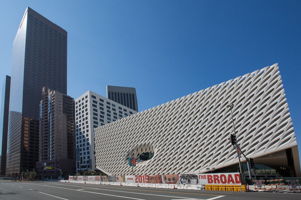 The Broad Museum of Art