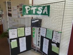 PTSA Bulletin Board