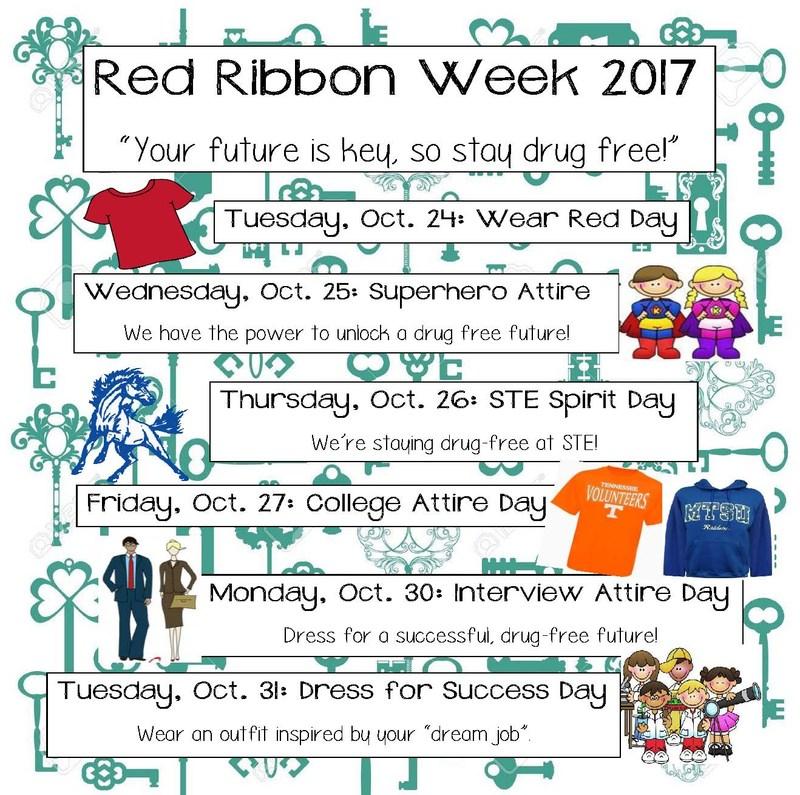Red Ribbon Week 2017 Thumbnail Image