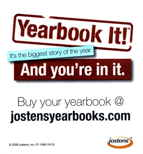 Jostens Yearbook