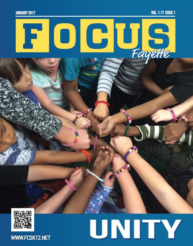 Fayette FOCUS Magazine Thumbnail Image