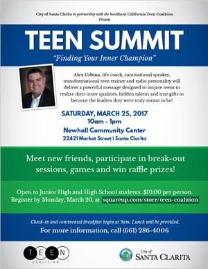 Teen Summit image