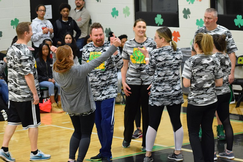 CMS's Big Game raises $1,952 for St. Baldrick's Thumbnail Image