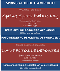 Spring Athletic Team Photo Thumbnail Image