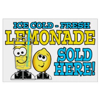 3rd Grade Lemonade Stand! Thumbnail Image