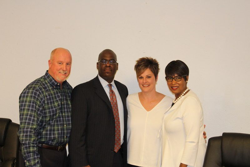 Mr. Leon Fisher and Mrs. Jennifer Edenfield have joined the Sanger ISD Team
