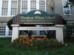 wilson school marquee