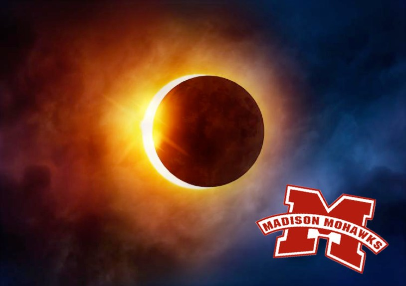 Solor Eclipse with Madison logo