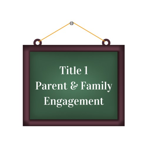 Title 1 Parent and Family Engagement logo