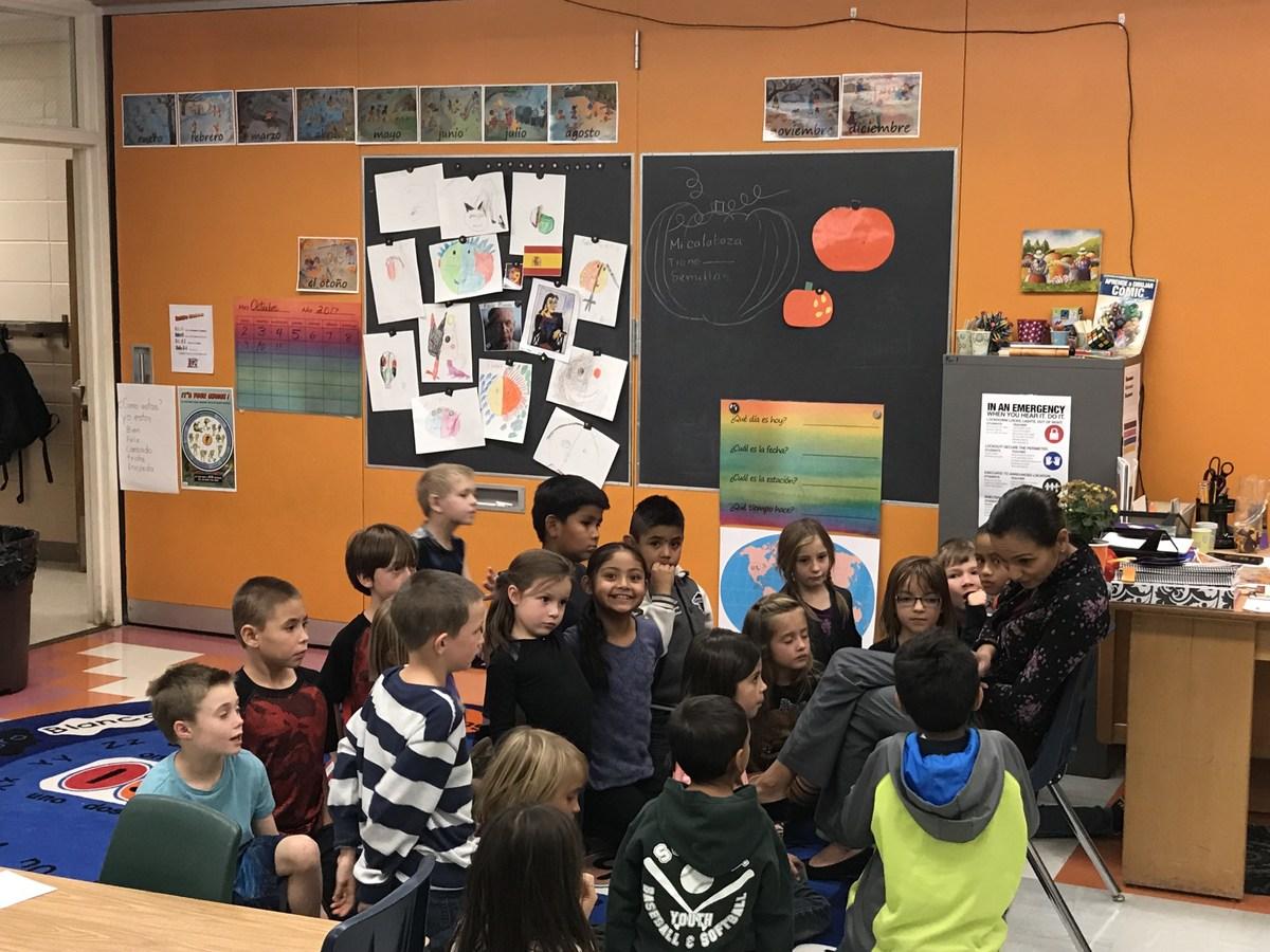 Spanish Class – Spanish – Pagosa Springs Elementary School