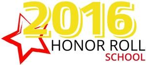 California Honor Roll School 2016 logo