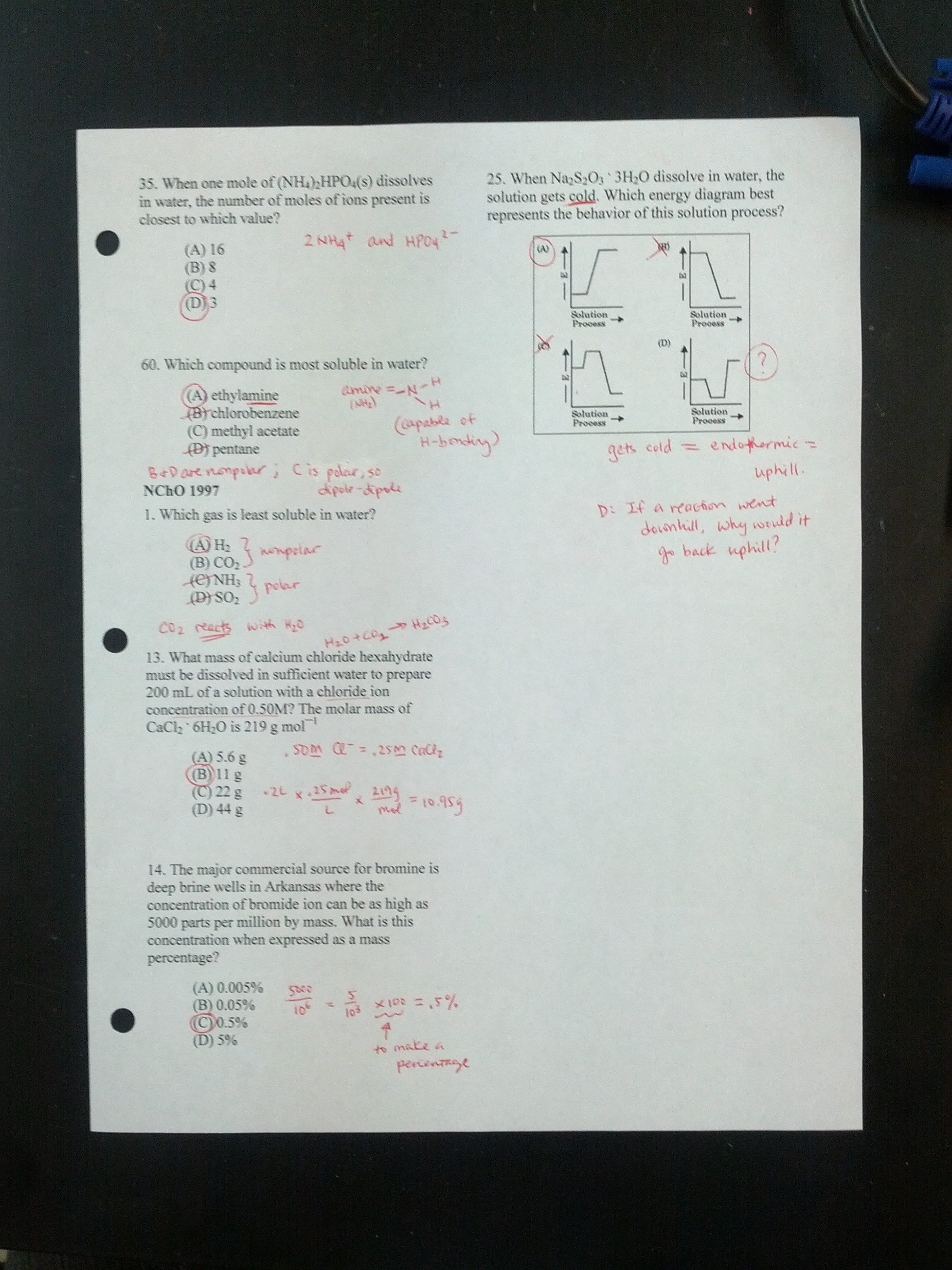 Worksheets Parts Per Million Problems Worksheet culver city high school apch11 ncho ans1 jpg ans2 jpg