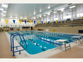 Academy of Saint Elizabeth Pool in St. Joseph Hall