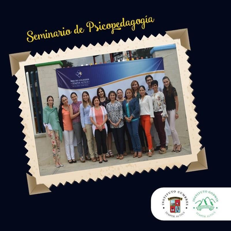 Seminario Regional de Psicopedagogía en Mérida Featured Photo