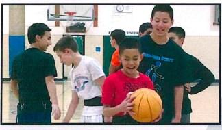 San Jose Unity Sports Basketball Summer Camps Logo