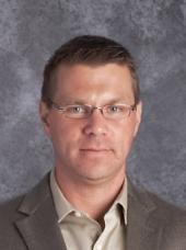 Bill Rice, High School Principal