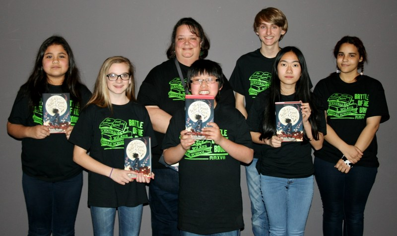 Congratulations to the CWMS Battle of the Books Team! Thumbnail Image