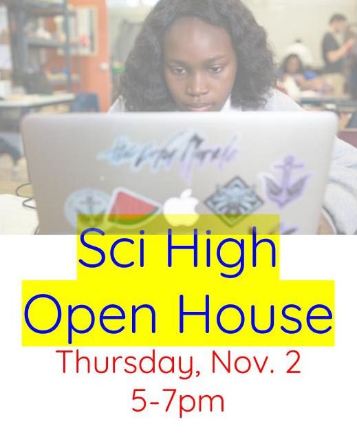 Open House --       November 2nd 5-7pm Thumbnail Image