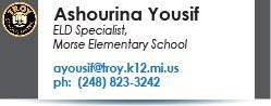 Ashourina Yousif email
