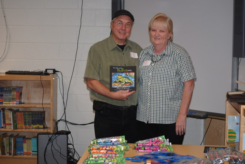 BES Host Author Mr. Bill Stone Featured Photo