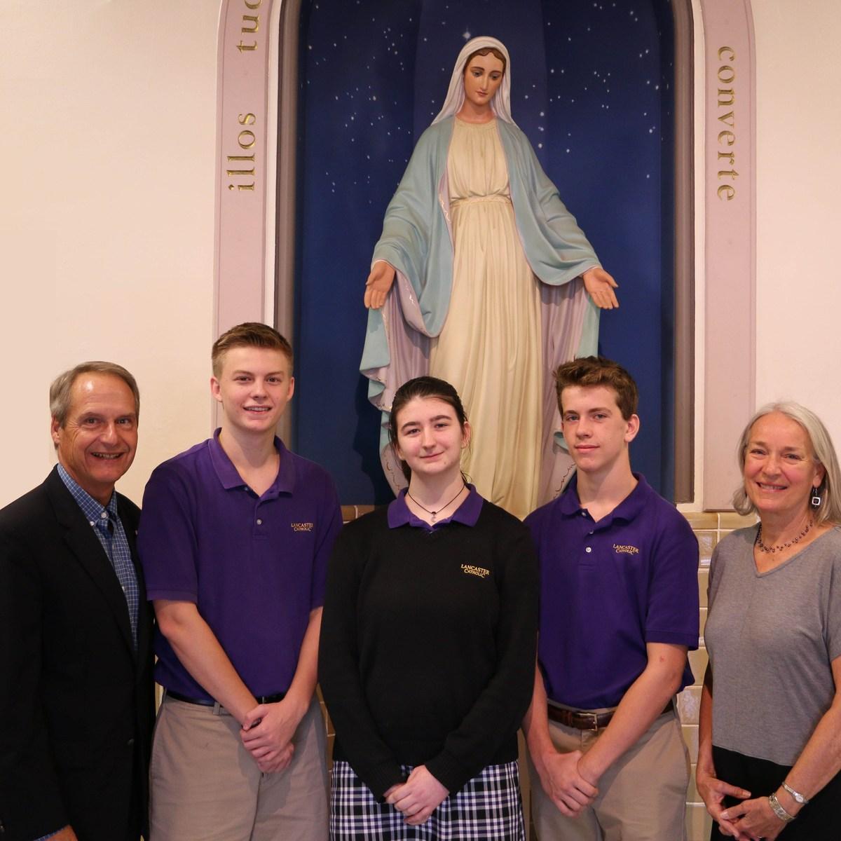 Lancaster catholic diocese