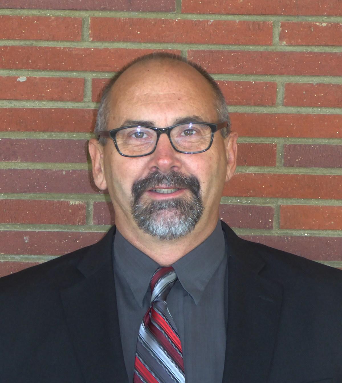 Principal Ed Watts
