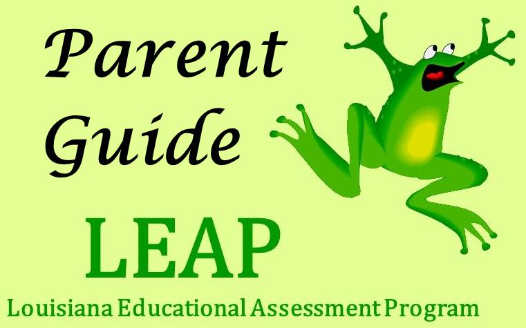 parent guide LEAP