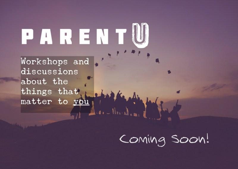 ParentU Coming Soon! Featured Photo