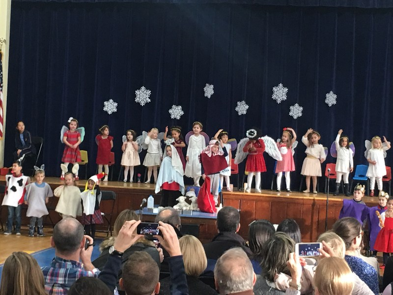 MAA's Preschool Wishes You a Merry Christmas! Featured Photo