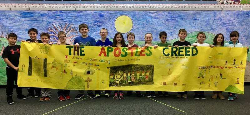The Apostle's Creed Featured Photo