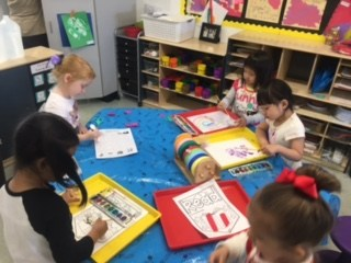 Dual Immersion Preschool