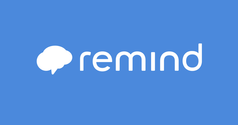 Sign up for Remind Featured Photo