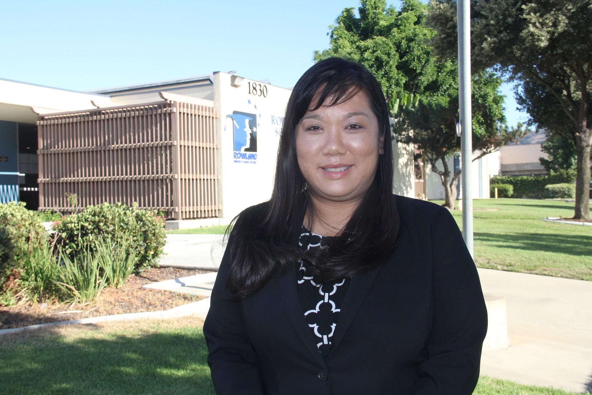 Yorbita Principal Amy Grigsby
