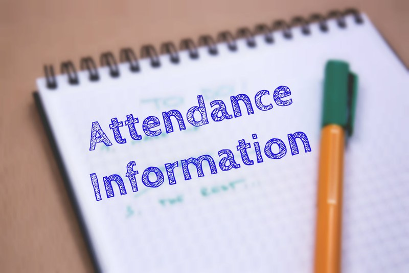 From the Attendance Office Featured Photo