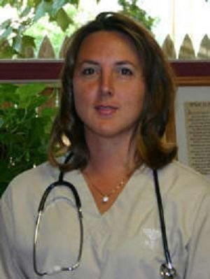 Nurse Moneyhon