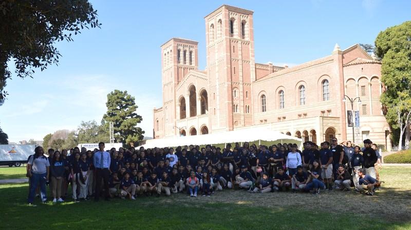 CRMA #4 Visits UCLA Thumbnail Image