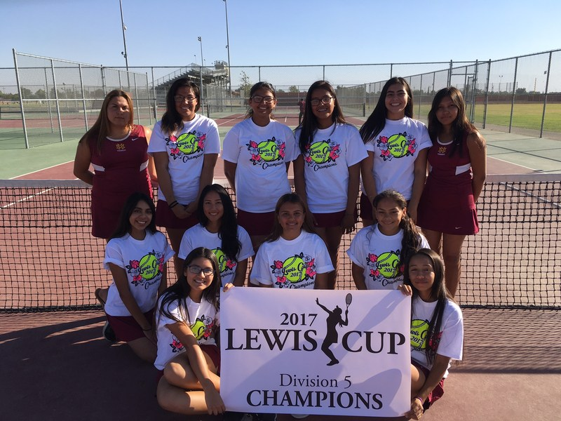 Lion Tennis Wins the Lewis Cup Thumbnail Image