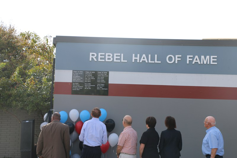 Rebel Hall Of Fame Class of 2017 to be announced! Thumbnail Image
