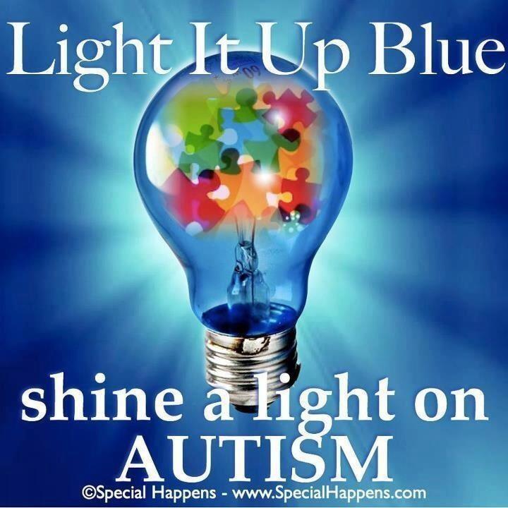 April is Autism Awareness Month Thumbnail Image