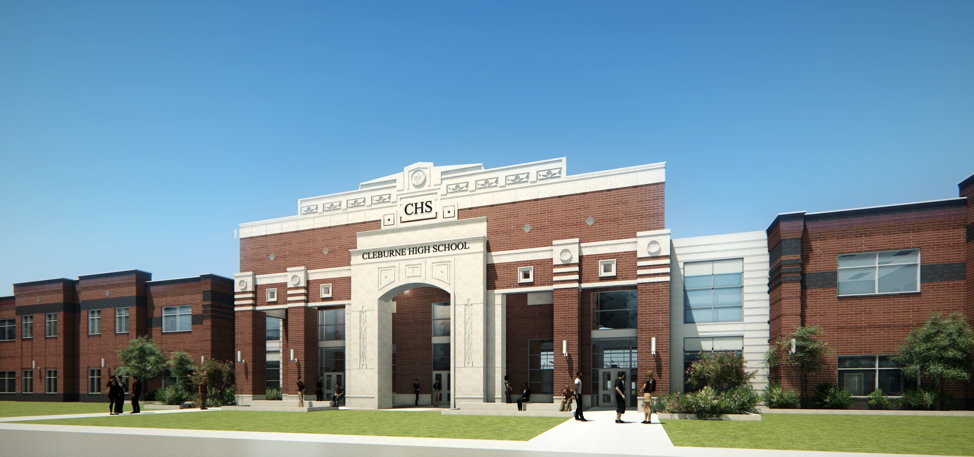 Cleburne High School