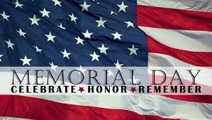 The Memorial Day Holiday is Monday, May 27.  School will be closed. Thumbnail Image