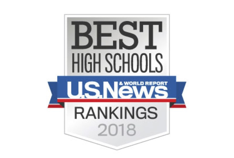 SYHS Ranked Among the Nation's Top High Schools Featured Photo
